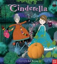 Cinderella A Nosy Crow Fairy Tale 2016 Picture Book