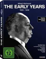 ALFRED HITCHCOOK Collection 1926 - 1938 THE EARLY YEARS édition 6 Boîte DVD Neuf