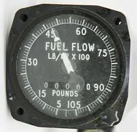 Fuel flow indicator for RAF aircraft (GB6)