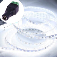 5M Strip Light Car SMD 3528 300led DC 12V Lamp Flexible Waterproof Cool White