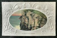 The Giant's Head Portrush Postcard Northern Ireland. National Series