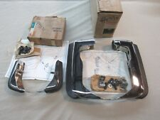 * NOS 1973 Chevy Chevelle ELCO Front & Rear Bumper Guard Kit GM 994370 994371
