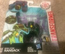 Transformers Robots In Disguise Ransack Complete Mini-Con 2015