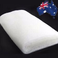 3pcs 120x30x0.7cm White Biochemical Filter Cotton Pad Aquarium Tank HCFIL1255