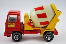 Matchbox K-26 BEDFORD TM Cement Truck in McAlpine& Sons Livery Made in England