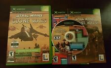Star Wars: The Clone Wars / Tetris Worlds Online Edition Combo - Original Xbox G
