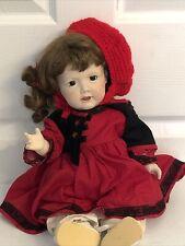 Reproduction Hilda doll J.D.K Jr. 190 Sessesch 1070