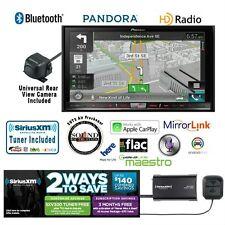 "Pioneer AVIC-7200NEX 7"" GPS DVD Receiver w/ Satellite Radio & Backup Camera"