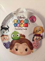 Jakks Disney Tsum Tsum Mystery Pack Series 6 New Sealed Package.