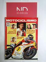 MOTOCICLISMO OTTOBRE 1976 - KAWASAKI Z 750  MONTESA COTA 348 APRILIA SCARABEO 50