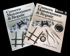 Camera Maintenance & Repair Books 1 and 2 - by Thomas Tomosy