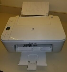 Canon PIXMA TS3120 Home Office Wireless All-In-One Inkjet Printer NOT WORKING