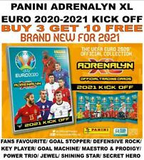 Panini Adrenalyn XL EURO 2020 2021 KICK OFF - FANS/ POWER/ MULTIPLES #226 - #405