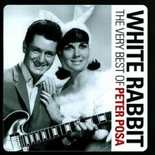 White Rabbit - The Very Best of Peter Posa [New & Sealed] CD