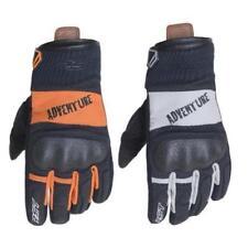 LDM EXOTec Waterproof Motorbike Gloves Black Windproof Warm Winter Motorcycle Mitts Armoured Medium