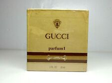 Rare Vintage GUCCI , Parfum 1 , 1 FL.OZ. , NIB , Factory Sealed !!!