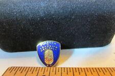 Police Mini Badge-Policia Y Transito Mexicali