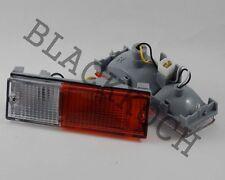 Bumper Turn Signal Light Amber Lens  for Mitsubishi Champ II Sedan