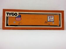 Vintage TYCO HO Scale Hi-Cube Box Car - Union Pacific (356 A) All Original w Box