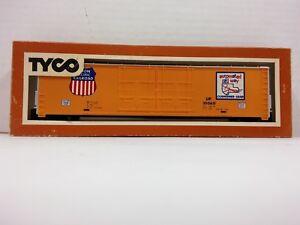 Vintage TYCO HO Scale Hi-Cube Box Car - Union Pacific (356 A) All Original w Box