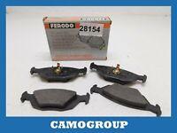 Pills Brake Pads Rear Brake Pad SAAB 900 FDB506 4196317