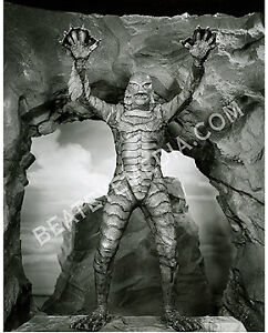 CREATURE FROM BLACK LAGOON MOVIE POSTER-MONSTER,HORROR
