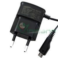 Caricabatterie rete ORIGINALE SAMSUNG p Galaxy Duos B5510 B5512 alimentatore OSC