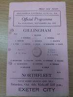 1934/35 Kent League GILLINGHAM v NORTHFLEET