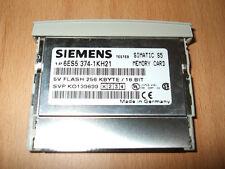 Siemens Simatic S5 Speichermodul Flash 256KB 6ES5 374-1KH21 6ES5374-1KH21 E:01