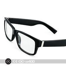 Vintage Clear Lens Black Glasses Sunglasses Professional Modern Stylish S140