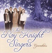 DAMAGED ARTWORK CD Knight, Roy Singers: Generations
