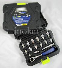 KOBALT XTREME ACCESS Extreme 16 Pc Pass Through Tool Set 1/4 Ratchet Socket Set