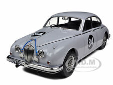 1962 COOMBS JAGUAR MARK 2 3.8L RACING #84 1/18 MODEL CAR BY MODEL ICONS 32101