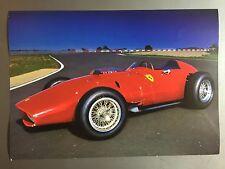 1960 Ferrari 246 Dino Formula 1 Race Car Print, Picture Poster, RARE!! Awesome