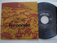 FERNANDA MARIA & GUITAR TRIO LISBOA A NOITE PORTUGAL FADO EP 1960s FADOS