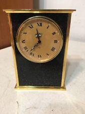 Fantastic Vintage LeCoultre Desk Clock