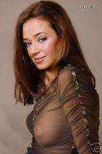 Grossformat Leah Remini King of Queens Foto ohne Signatur Format 20x30 (16)