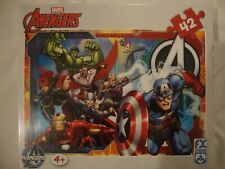 Marvel Avengers Jigsaw Puzzle 42 Piece Jigsaw For Ages 4+ Brand New