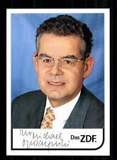 Michael Opoczynski ZDF Autogrammkarte Original Signiert # BC 84830