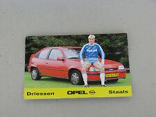 Hans van Breukelen Psv 1987 1988 soccer Philips Opel used