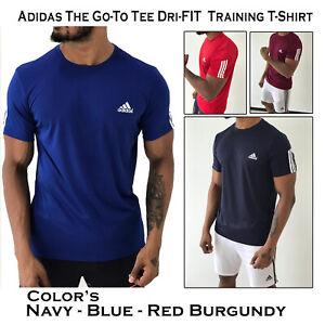 Adidas Men's Dri-FIT Short Sleev Training T-Shirt