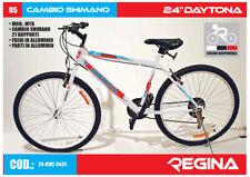 Bici Daytona MTB 24 pollici Bicicletta cambio Shimano 21 rapporti biciclette