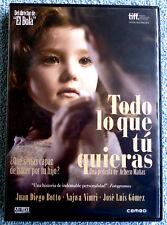 TODO LO QUE TU QUIERAS / ANYTHING YOU WANT - DVD R ALL - DVD de Alquiler