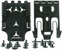 new Safariland Quick Locking System Kit with QLS 19 and QLS 22 Polymer