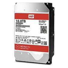 Western Digital 10tb Red Pro 256mb HDD 10000gb Serial ATA III Internal Hard DRIV