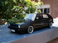 """1:18 VW Golf 2 G60 Limited mit 16"""" BBS-RS-Alufelgen 1:18 Tuning/Umbau"""