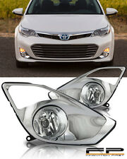 2013 2014 2015 Toyota Avalon Fog Light Lamp Replacement Kit Complete Full Kit