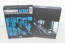 dvd COFANETTO COWBOY BEBOP Ultimate Box 2 Contiene 4 Dischi