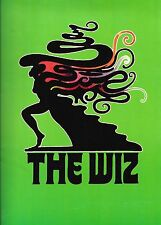 "Stephanie Mills ""THE WIZ"" Andre De Shields 1993 Off-Broadway Souvenir Program"