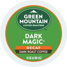 Green Mountain Coffee Dark Magic Decaf, Keurig K-Cup Pod, Dark Roast, 96 Count
